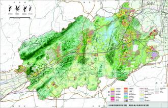 贵安新区总体规划 2013 2030年 全文