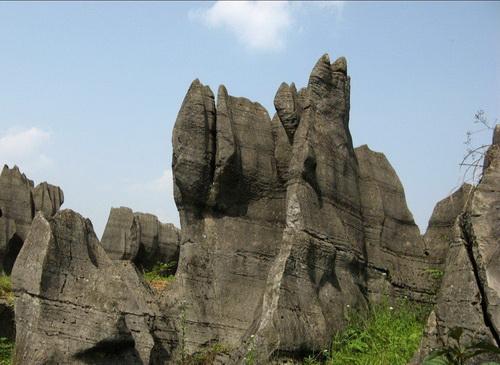 景泰石林旅游攻略