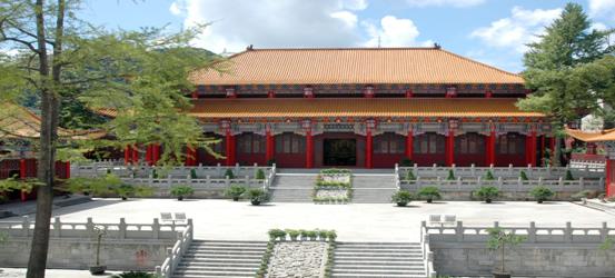 安龙永历皇宫